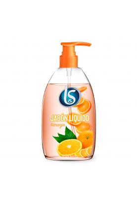 Jabón Líquido Naranja 500ml